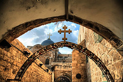 CHURCH OF THE HOLY SEPULCHRE - MAY 13, 2009