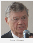 Tom Monaghan, Chancellor, President? and King of Everything