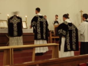 Solemn High Requiem Mass