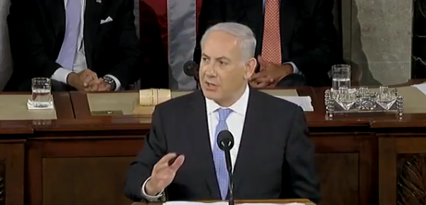 PRIME MINISTER OF ISRAEL, BENJAMIN NETANYAHU, ADDRESSES A JOINT MEETING OF CONGRESS ON MAY 24, 2011