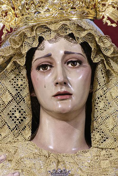 Virgen del Carmen de los Misterios Dolorosos