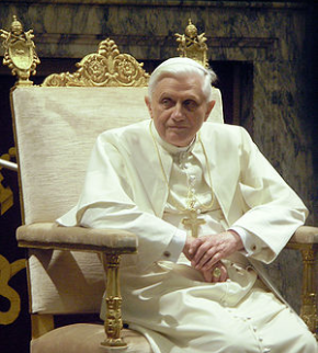 "Benedict XVI and ""Pope"" Francis: An interlude for questions"