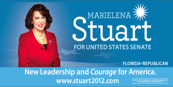 MARIELENA MONTESINO DE STUART - Campaign for the U.S. Senate 2012. Copyright © 2013 Marielena Montesino de Stuart. All rights reserved.