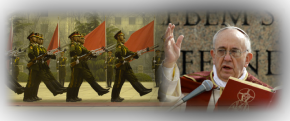 THE BEIJING AFFAIR (Part Three):  The Vatican, Communism and China… who's heard your confession lately?