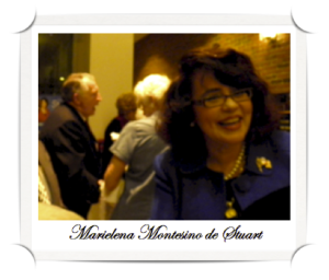 THANK YOU FROM MARIELENA MONTESINO DE STUART Copyright © Marielena Montesino de Stuart. All rights reserved.