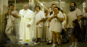 """Pope"" Francis ends up in the Vatican's hotel for ""psychiatric reasons"""