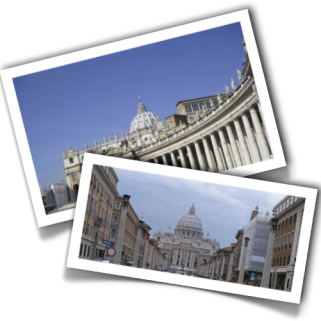 St. Peter's Basilica and Saint Peter's Square