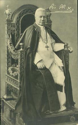 SAINT PIUS X PLEASE PRAY FOR US - Giuseppe Melchiorre Sarto
