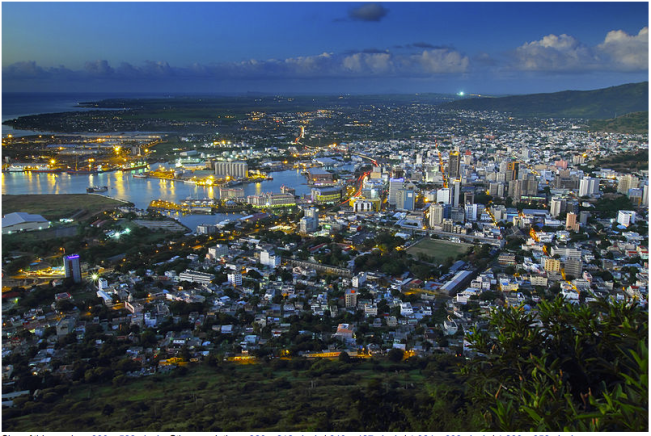 PORT LOUIS - REPUBLIC OF MAURITIUS