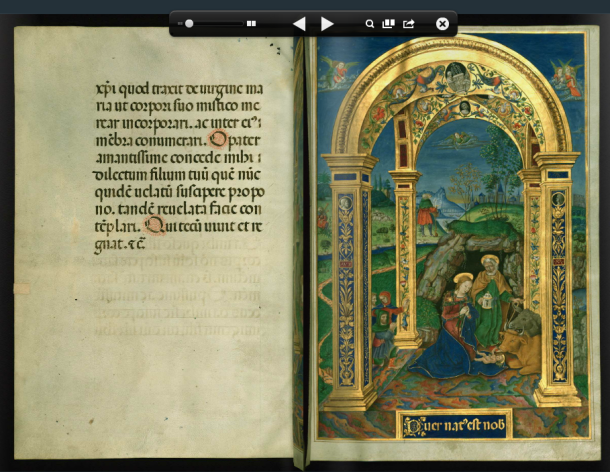 THE CORNARO MISSAL - Featured by Marielena Montesino de Stuart