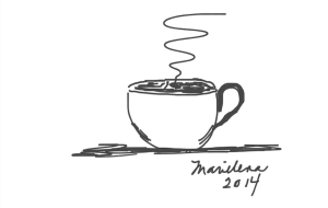 ESPRESSO WITH MARIELENA - Copyright © Marielena Montesino de Stuart. All rights reserved.
