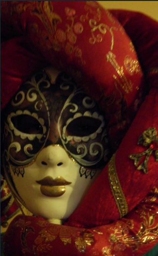 CARNIVAL OF VENICE - CARNEVALE DI VENEZIA - Copyright © Marielena Montesino de Stuart. All rights reserved.