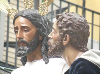 EL BESO DE JUDAS - THE KISS OF JUDAS - Marielena Montesino de Stuart - 1