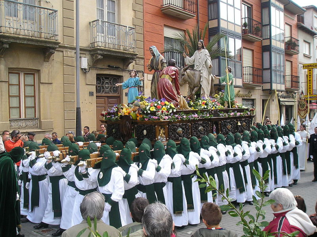 PALM SUNDAY - ASTORGA, SPAIN