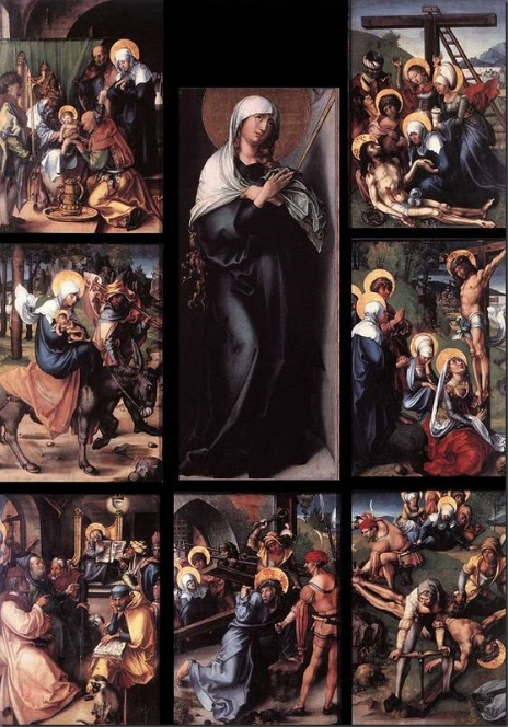Stabat Mater Dolorosa - The Seven Sorrows of the Blessed Virgin Mary