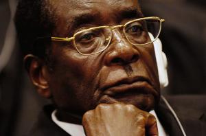 ROBERT MUGABE - COMMUNIST DICTATOR OF ZIMBABWE