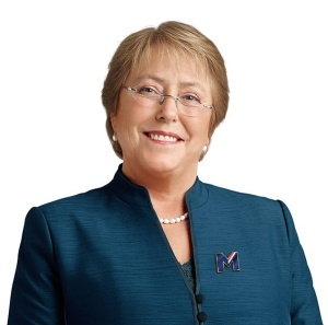 Photo credit: Wikipedia / Comando Michelle Bachelet