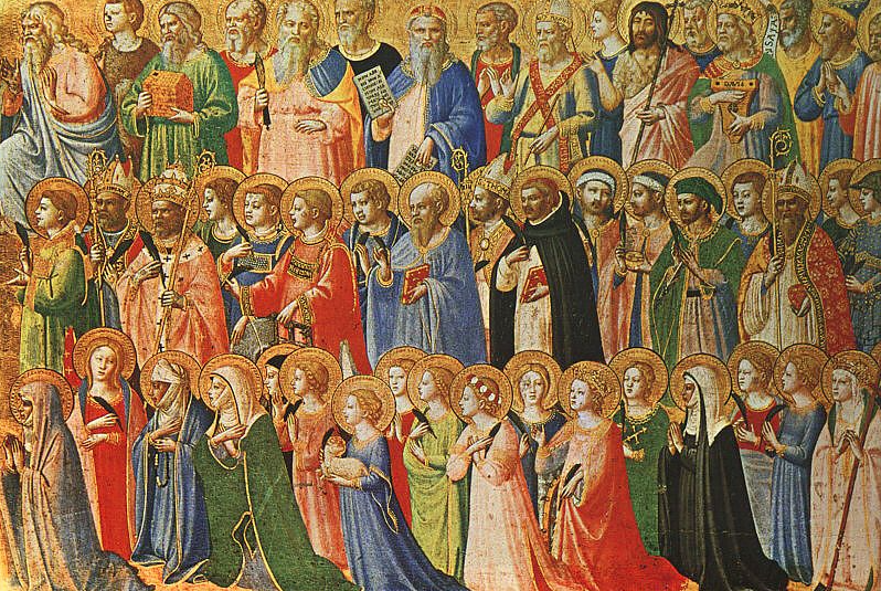 Solemnity of All Saints (All Saints' Day)