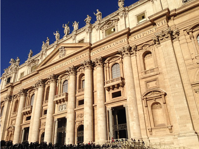 The Vatican - St. Peter's Basilica