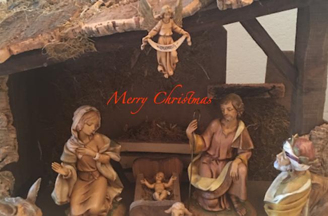 Merry Christmas  -  Marielena Montesino de Stuart