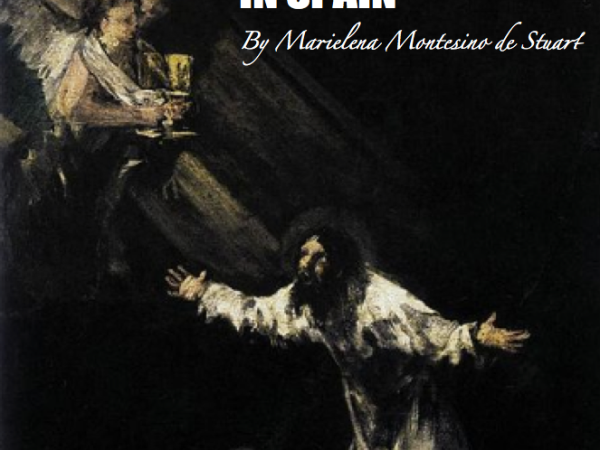 HOLY WEDNESDAY IN SPAIN - Copyright © Marielena Montesino de Stuart. All rights reserved.