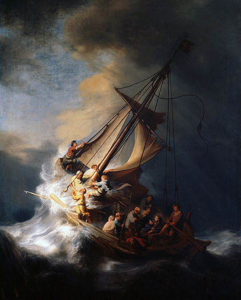 christ-in-the-storm-on-the-sea-of-galilee-by-rembrandt-all-hands-on-deck-copyright-marielena-montesino-de-stuart-all-rights-reserved