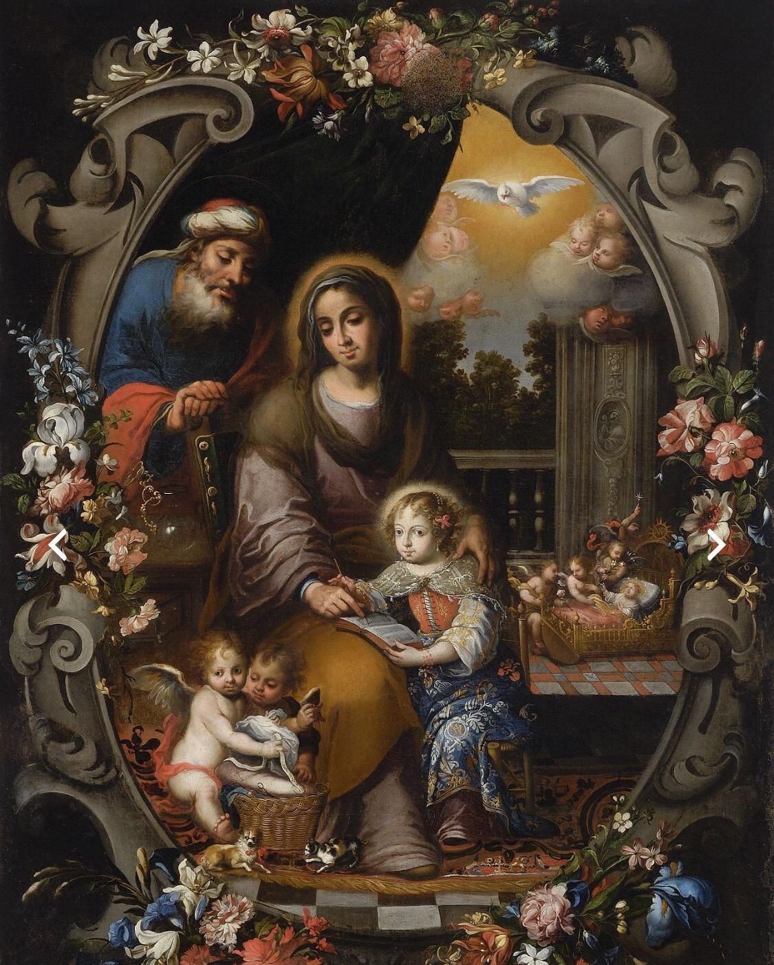 Hail Mary…