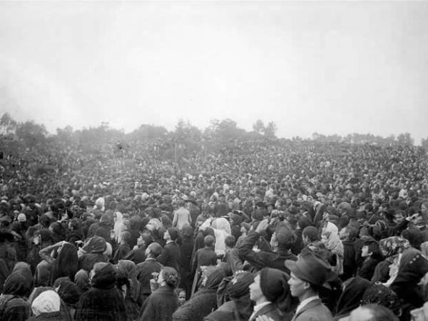Miracle of the Sun - Fátima - October 13, 1917